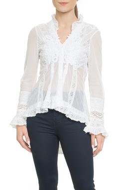 Camisa Renda - DG18023