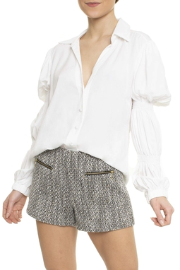 Camisa Roc ML bufante - DG17012