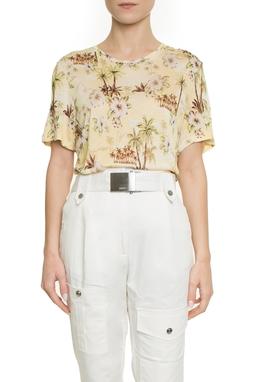 Camiseta Basic Estampada - ANM69110637