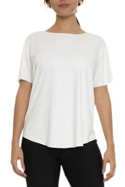 Camiseta Com Ziper Nas Costas - DG14892