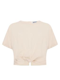 Camiseta Nó Off White USTYLE