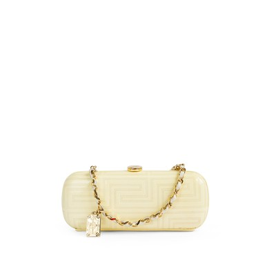 Clutch Amarelo Pastel - DG17017 Gianni Versace