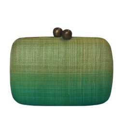 Clutch Araci Green