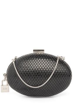 Clutch Bag Oval Ellus - 51ZW790