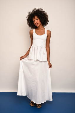Conjunto Princess Branco