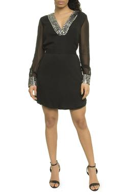 Georgette Embroidery Dress Ml - 50N1899