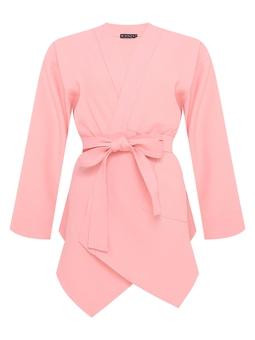 Kimono Alfaiataria Rosa USTYLE