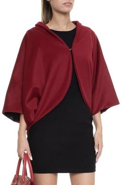 Kimono De Lã Vermelho - DG15686