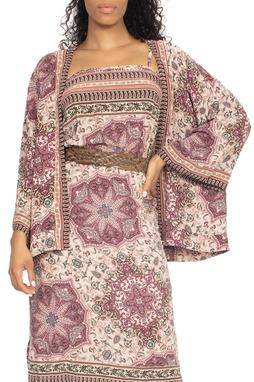 Kimono Estampa Paisley - DG15327