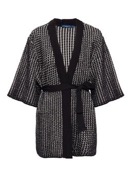 Kimono Greta Preto