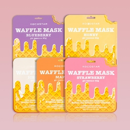 Kit de Máscaras Waffle
