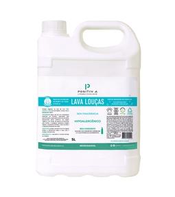 Lava Louças Sem Fragrância Positiv.a - 5L