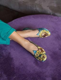 Loafer Girasole Verde