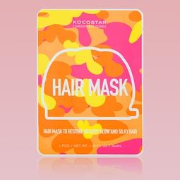 Máscara Kocostar camuflada para cabelo