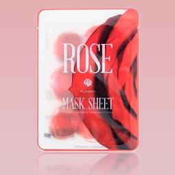 Máscara Kocostar Facial de Rosa  em fatias