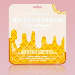 Máscara Kocostar Waffle de Sorvete