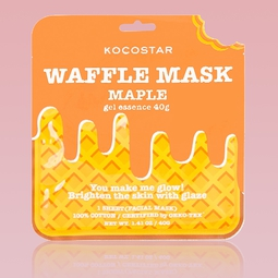 Máscara Kocostar Waffle De Xarope