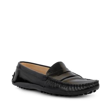 Loafer Preto Verniz - DG15859 Tod's