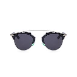 Óculos Reflected Armação Prateada