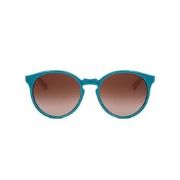 Óculos Com Armação Azul
