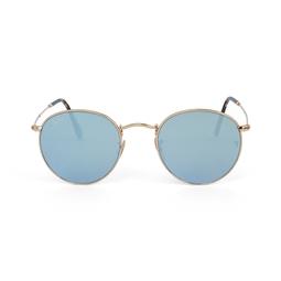 Óculos Redondo Lente Espelhada - DG15421
