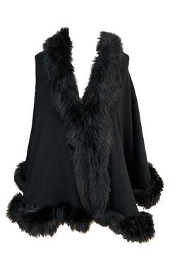 Pashmina Winter Black