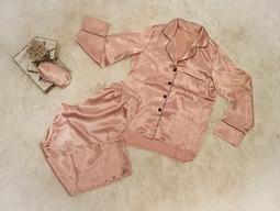 Pijama Longo Love Rosê