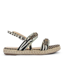 Rasteira Zebra Pedras - DG15243