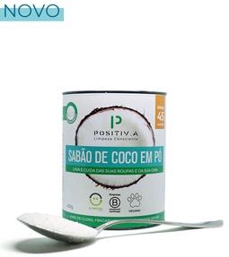Sabão de Coco em Pó Positiv.a