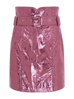 Saia Auckland Metalizado Pink Lipstick USTYLE