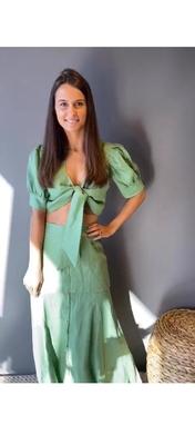 Saia Paola Verde