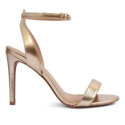 Sandália Glow Dourado