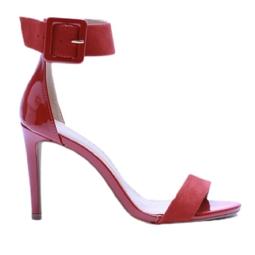 Sandália Lust Vermelho