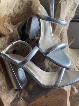 Sandalia Silver 3 Tiras