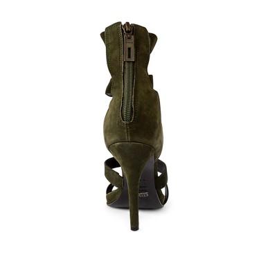 Sandália Verde Militar - DG15187 Schutz