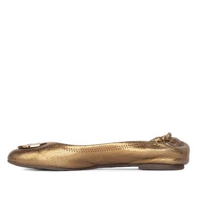 Sapatilha Dourada - DG17056 Tory Burch