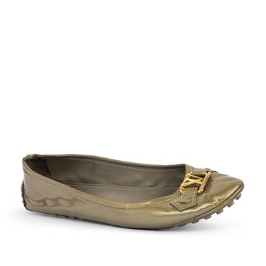 Sapatilha Verniz Fivela LV - DG15509 Louis Vuitton