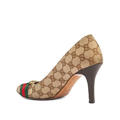 Sapato Boneca Logo - DG15471 Gucci