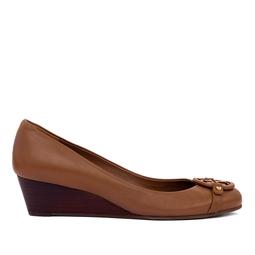 Sapato Boneca Marrom Salto Anabela - DG15519