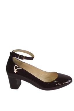 Sapato Pump Holly Salto Bloco