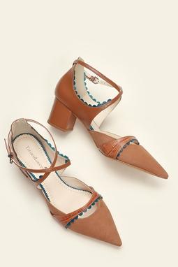 Sapato Picotes Havana