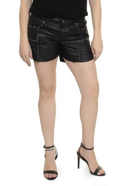 Shorts Preto Tachas - DG14819