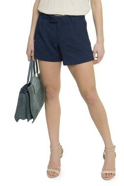 Shorts Azul Marinho - DG17733