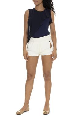 Shorts Bolso Transparência - DG16029