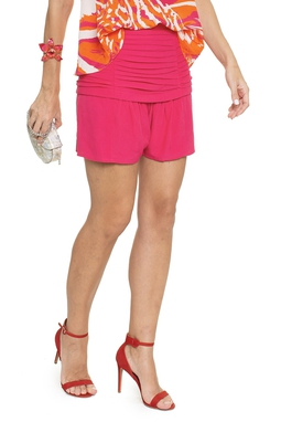 Shorts Cintura Alta Pala - DG16054