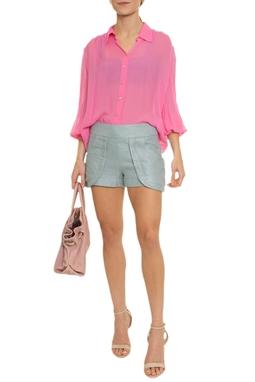 Shorts Curtos Bolsos - DG16903