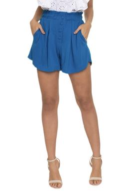 Shorts Elástico Botões - DG16539