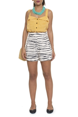 Shorts Estampa Zebra - DG16049