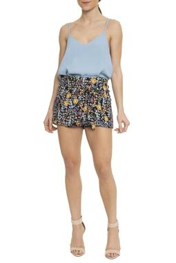 Shorts Faixa  - DG16754