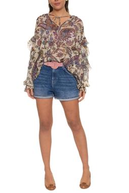 Shorts Jeans Basico - DG15756